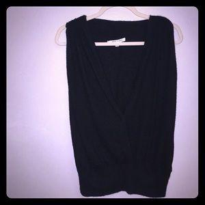 Alive + Olivia cashmere sweater vest